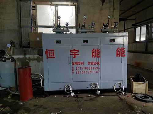 组合式燃气蒸汽发生器