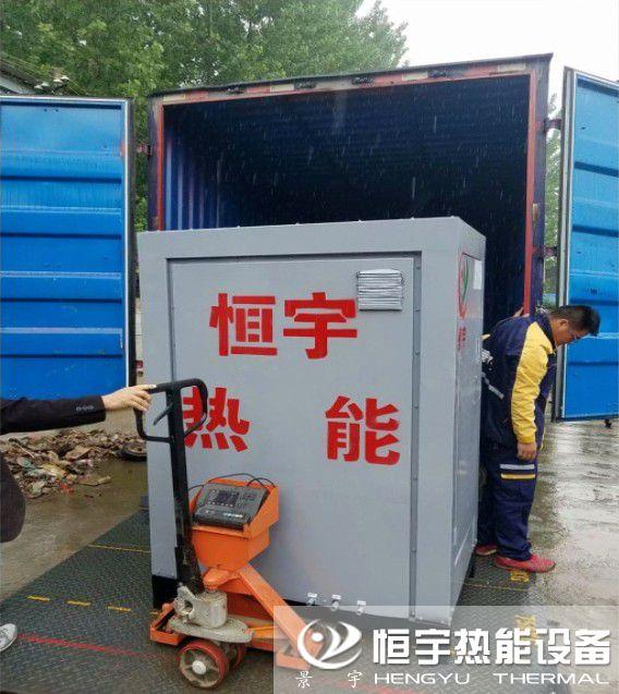 发往辽宁沈阳蒸发量300公斤燃气蒸汽发生器