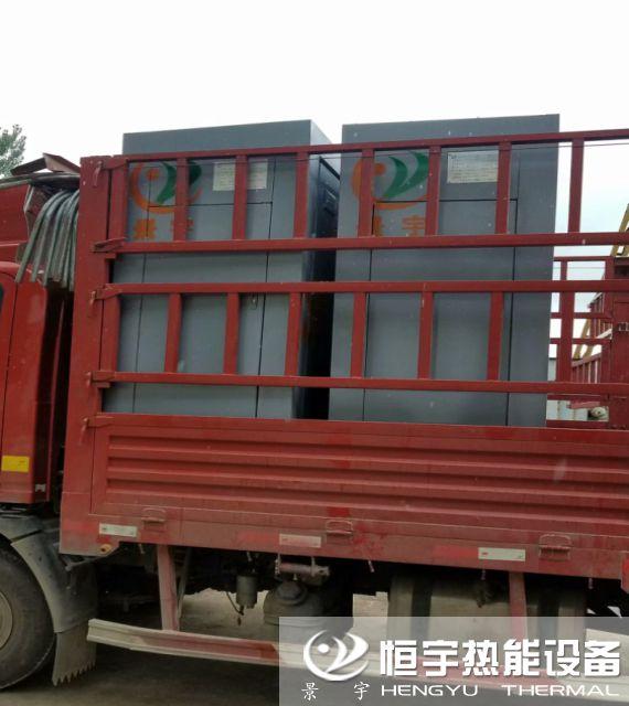 7台燃气蒸汽发生器发往河南嵩山少林武僧团基地