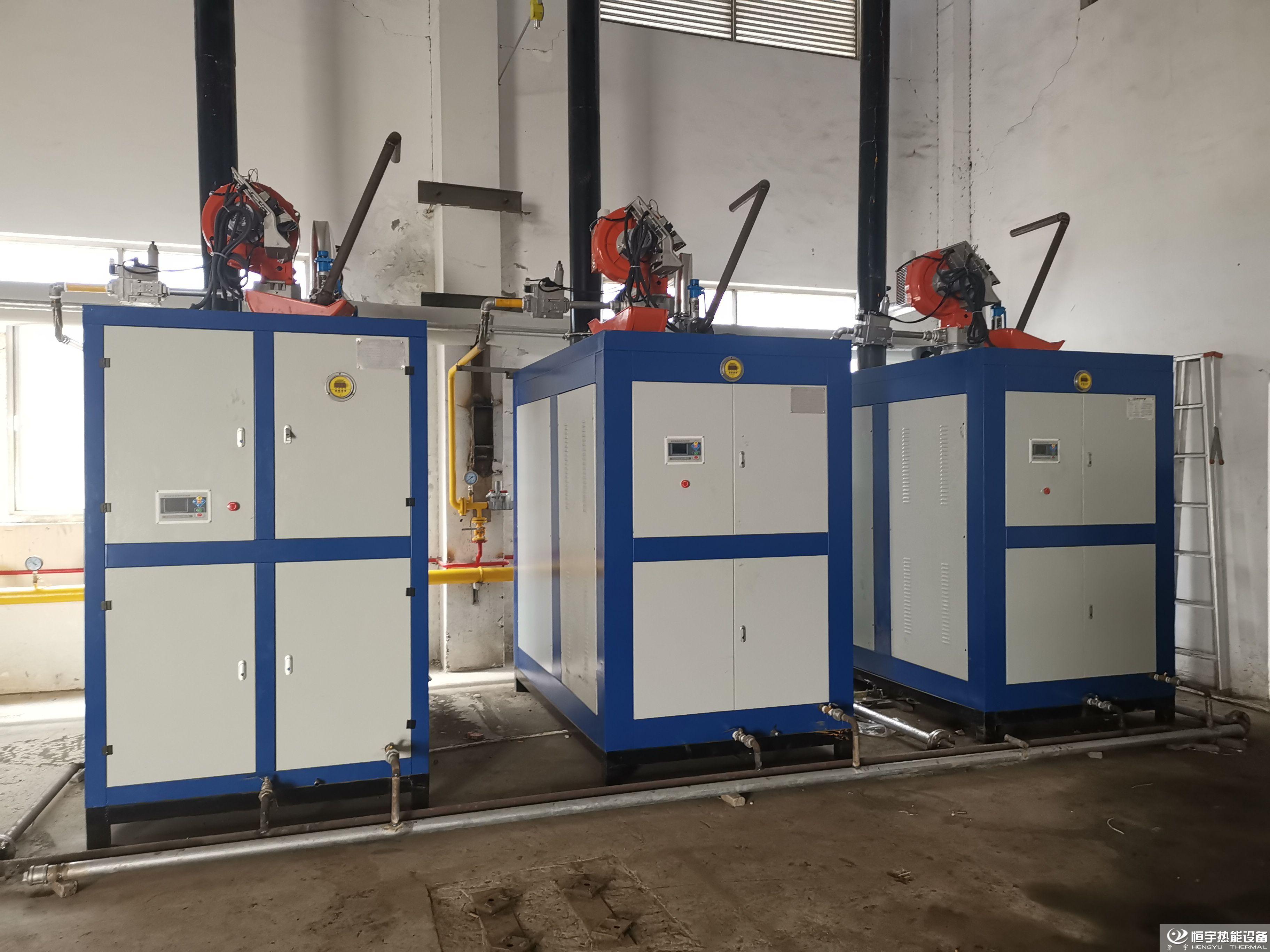 蒸qifasheng器pen淋式、即热贯流式、pan管式锅炉结构de区bie