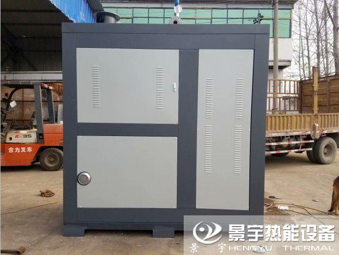 1吨超低氮蒸汽发生器发往黑龙江齐齐哈尔
