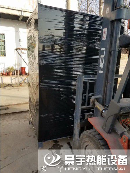 发往甘肃银川500公斤超低氮燃气蒸汽发生器