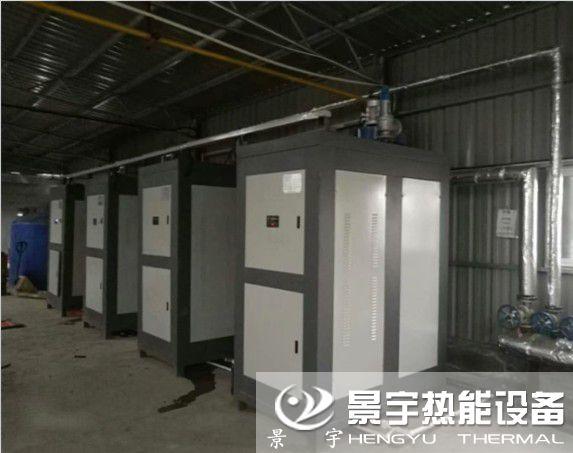4台超低氮喷淋式zheng汽发生器发往浙jiang台州