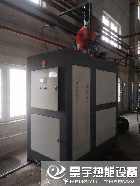 超低氮1dun燃qizheng汽发生器发往吉lin通化
