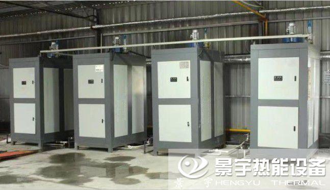 河南十博网站app燃气蒸汽guo炉多台并联图片