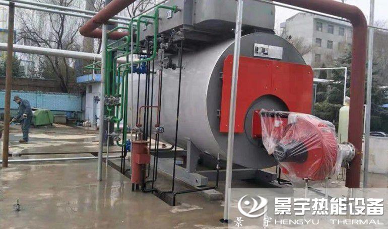 河南景宇冷凝蒸汽发生器锅炉图片